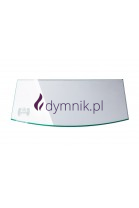 Szklana podstawa pod piec/kominek (500 mm)