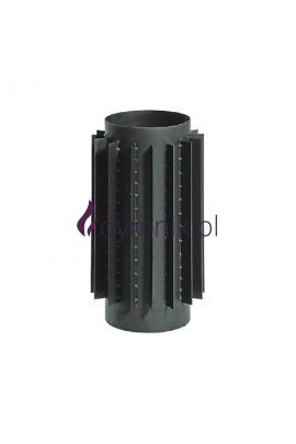 Radiator 0,5m czarny 2 mm