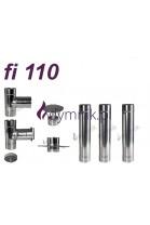 Wkład kominowy żaroodporny fi 110