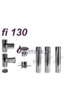 Wkład kominowy żaroodporny fi 130