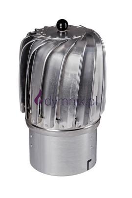 Nasada obrotowa podłużna aluminiowa
