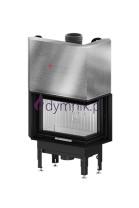 HST 11,2 kW Prawy Gilotyna Poziomy wkład kominkowy HST 54 X 39 RG