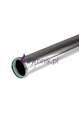 Rura Turbo 500 mm kondensacyjna kwasoodporna