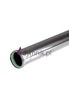 Rura Turbo 200 mm kondensacyjna kwasoodporna