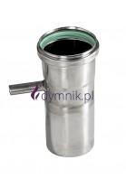Rura Turbo z odskraplaczem kondensacyjna kwasoodporna