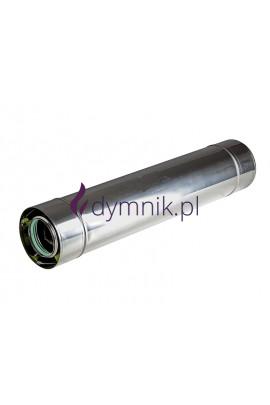 Rura Turbo 330 mm kondensacyjna kwasoodporna