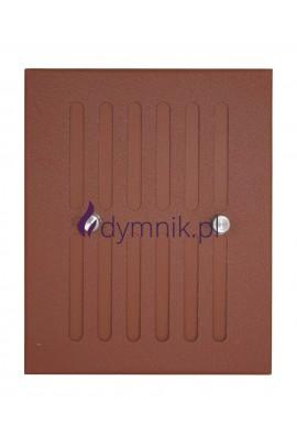 Kratka wentylacyjna regulowana (ceglasta)