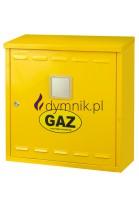 Szafka gazowa bez pleców (natynkowa)